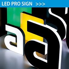 LED-PRO SIGN