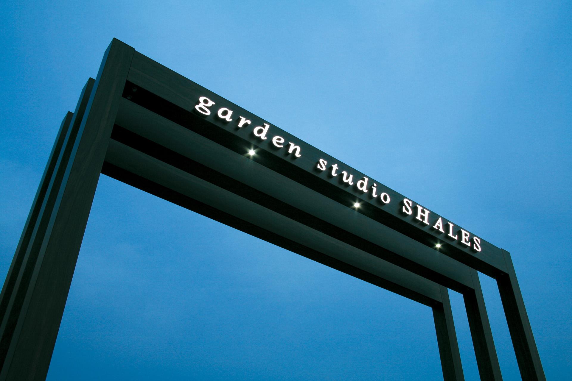 garden studio SHALES